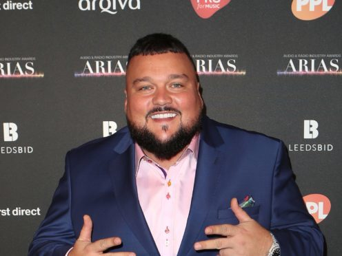 Charlie Sloth arriving at the The Audio and Radio Industry Awards (ARIAS) at the First Direct Arena in Leeds Danny Lawson/PA)
