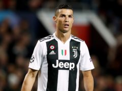 Cristiano Ronaldo has overtaken Selena Gomez as the most followed person on Instagram (Martin Rickett/PA Wire)