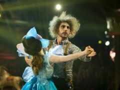 More than nine million tuned in to watch Seann Walsh's Strictly exit (Guy Levy/BBC)