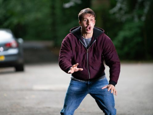 Ryan played by Ryan Prescott (ITV/PA)