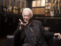 Jimmy Page has reflected on the year Led Zeppelin formed (Rebecca Cabage/Invision/AP)