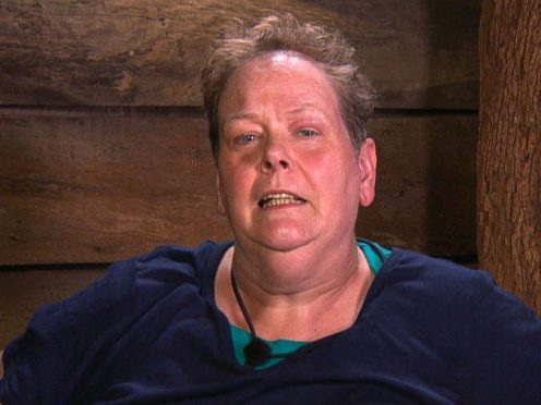 Anne Hegerty does not want to quit the show (ITV/REX/Shutterstock)