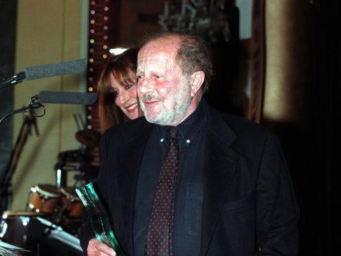 Nicholas Roeg, pictured in 1999, has died aged 90 (Peter Jordan/PA)