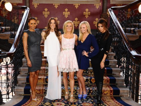 Mel B hopes Beckham will join Spice Girls reunion: It'd be a shame if she didn't (Ian West/PA)