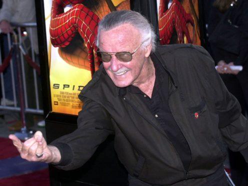 Stan Lee has died aged 95 (Matt Sayles/AP)