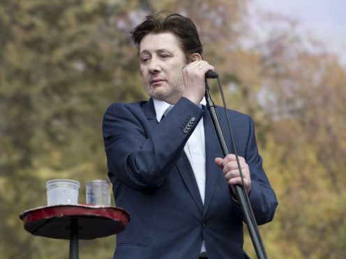 Pogues star Shane MacGowan marries partner of more than 30 years (Laura Lean/PA)