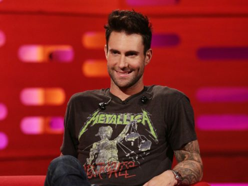 Maroon 5's Adam Levine gave a cryptic answer when asked about performing the at the Super Bowl amid calls for the band to pull out (Yui Mok/PA)