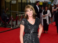 Downton Abbey film almost finished filming – Phyllis Logan (Ian West/PA)