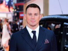 Channing Tatum praised Jessie J's Royal Albert Hall performance (Ian West/PA Wire)
