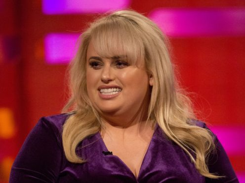 Rebel Wilson lost her bid to keep most of the record payout (Isabel Infantes/PA)