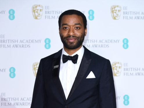 Chiwetel Ejiofor stars in his directorial debut, for which he wrote the screenplay. (Ian West/PA)