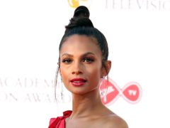 Alesha Dixon is said she would considered turning down her appearance Strictly Come Dancing if she had been in a relationship (Isabel Infantes/PA)