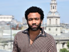 Donald Glover will voice Simba in the upcoming Lion King movie (Matt Crossick/PA Wire)