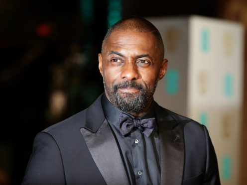 Idris Elba – the sexiest man alive – in pictures (Yui Mok/PA)