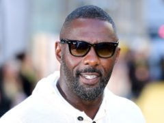 Idris Elba has been named the sexiest man alive by People magazine (Ian West/PA)
