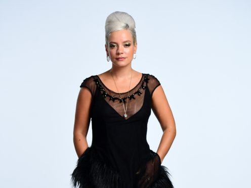 Lily Allen recently returned from a North American tour (Ian West/PA)