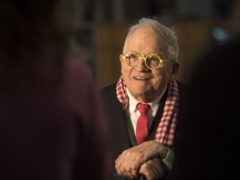 David Hockney said he still feels 30 in his studio (Victoria Jones/PA)