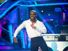 Charles Venn on Strictly Come Dancing (Guy Levy/BBC/PA)