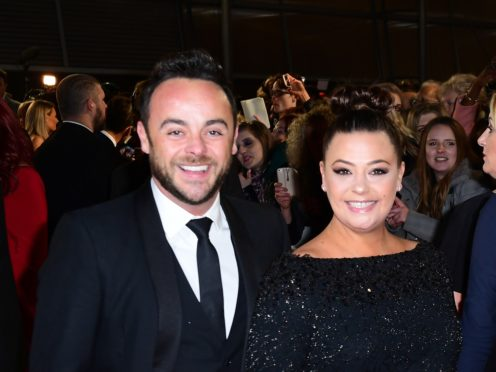 Ant McPartlin and Lisa Armstrong have begun a court fight over their divorce settlement (Ian West/PA)