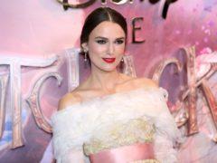 Keira Knightley clarifies decision over her daughter's Disney princess film ban (David Parry/PA)