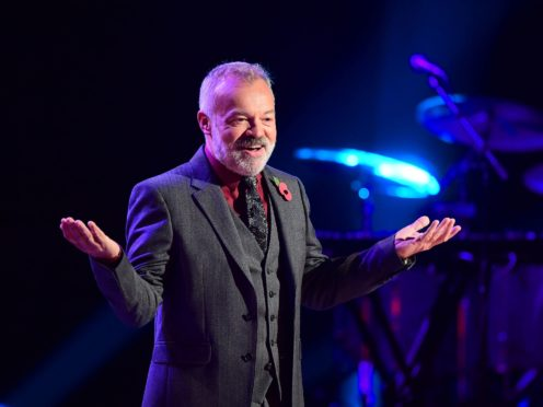 Graham Norton who has hosted Children In Need. (Ian West/PA)