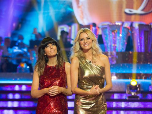 A series of blunders hit Strictly (Guy Levy/PA)