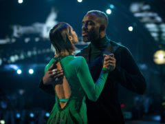 Charles Venn will face tricky rumba in Strictly's Musicals Week (Guy Levy/BBC)