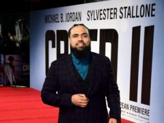 Steven Caple Jr attending the European premiere of Creed 2 (Ian West/PA)