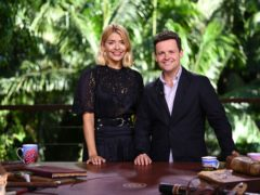 Holly Willoughby and Declan Donnelly (REX).
