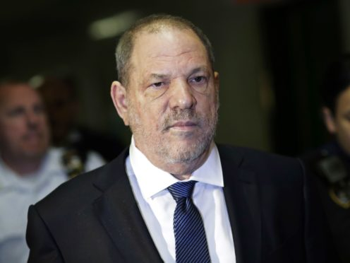 Harvey Weinstein (Mark Lennihan/AP)