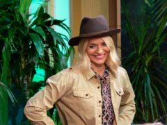 Editorial use onlyMandatory Credit: Photo by Ken McKay/ITV/REX/Shutterstock (9937103cq)Holly Willoughby'This Morning' TV show, London, UK – 18 Oct 2018