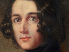 A lost miniature portrait of Charles Dickens has been unearthed (Philip Mould And Company/PA)