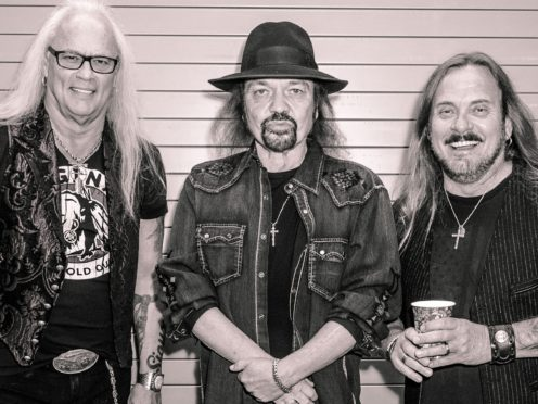 Lynyrd Skynrd announce UK dates for farewell tour (Chelsea Lauren/Variety/REX/Shutterstock)