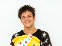 Jamie has written this year's single for BBC Children in Need (BBC).