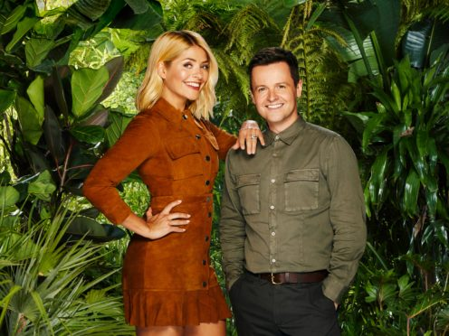 STRICT EMBARGO – DO NOT USE BEFORE 00:01GMT TUESDAY 13 NOVEMBER 2018 – Editorial Use OnlyMandatory Credit: Photo by ITV/REX/Shutterstock (9972231b)Declan Donnelly and Holly Willoughby'I'm a Celebrity…Get Me Out of Here!' TV Show, Series 18, Australia – Nov 2018
