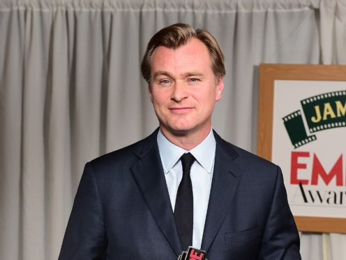 Christopher Nolan's movies include The Prestige, Inception and Dunkirk (PA)