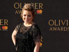 Sheridan Smith says she loves acting more than singing (Chris J Ratclife/PA)