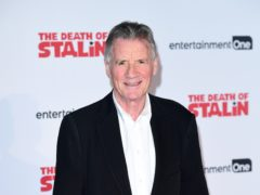 Michael Palin has received a knighthood (Ian West/PA)