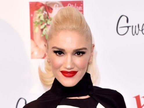 Gwen Stefani denied the rumours as she appeared on Ellen DeGeneres's chat show (Matt Crossick/PA)