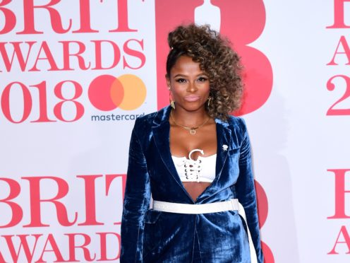 Fleur East says she loves to visit strip clubs (Ian West/PA)