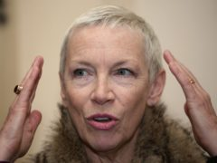 Annie Lennox has signed a music industry letter calling for an alternative to Brexit (Yui Mok/PA)
