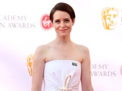 Claire Foy hosted long-running US comedy show Saturday Night Live (Isabel Infantes/PA)
