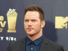 Chris Pratt wished Katherine Schwarzenegger happy birthday with an Instagram post confirming their relationship (Francis Specker/PA)