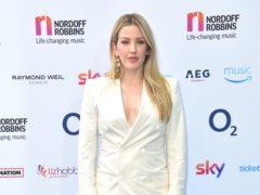 Ellie Goulding has backed Dalton Harris to win X Factor (Matt Crossick/PA)