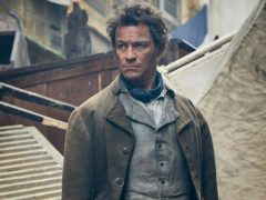 West stars as Jean Valjean in the BBC One adaptation (Robert Viglasky/BBC)