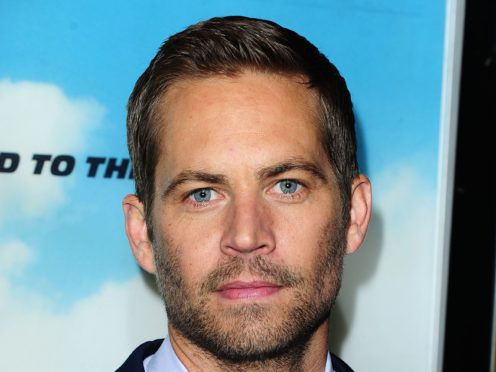 Fast & Furious stars paid tribute to Paul Walker on the fifth anniversary of his death (Ian West/PA)