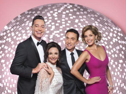 Strictly Come Dancing judges (Ray Burmiston/BBC/PA)