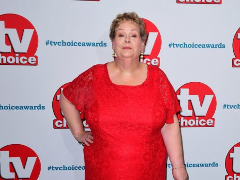 Anne Hegerty's appearance shone a light on autism (Ian West/PA)
