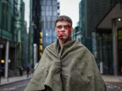 Richard Madden as the titular character in Bodyguard (Sophie Mutevelian/World Productions/BBC)