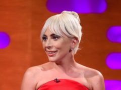 Lady Gaga has been nominated for two Golden Globes (Matt Crossick/PA)